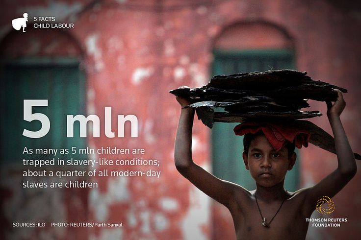 the issue of child labor in the modern world The world of modern child  poverty underlies almost all aspects of the phenomenon of modern child slavery it is the one issue that most often lies behind.