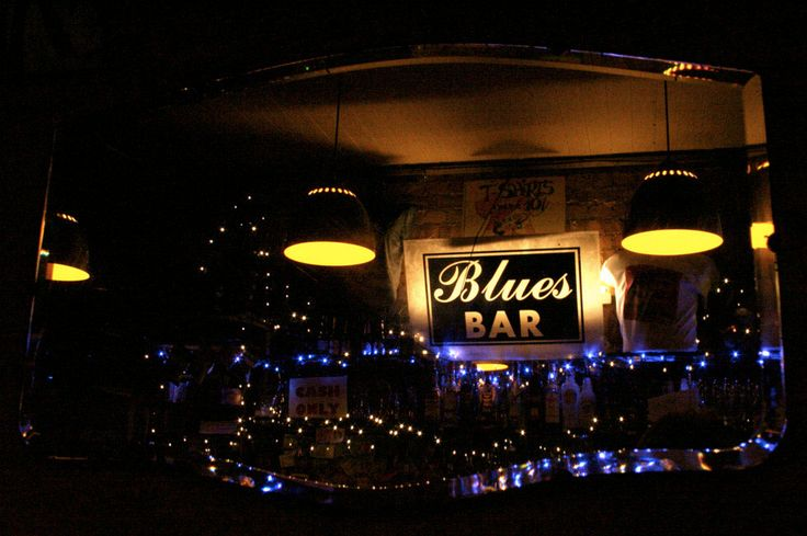 Inside The Blues Bar