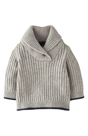 Image - Mini Boden Retro Sweater for Baby Boys