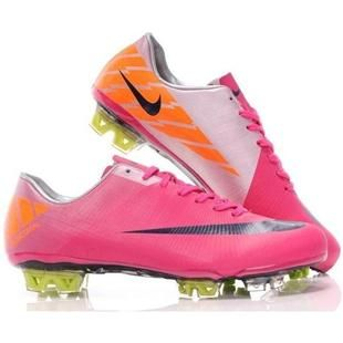 http://www.asneakers4u.com 2011 New Stylish Nike Mercurial Vapor Superfly III FG Mens Soccer Cleats In Red Grey Black
