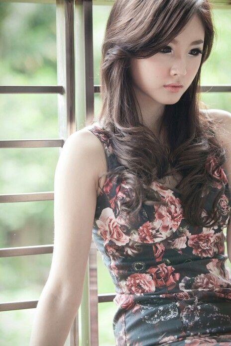 SHE... #beauty #portrait #model #korea