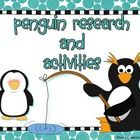 This informational text unit is a full of research activities about penguins and contains nonfiction text features. I've even added a precious edit...