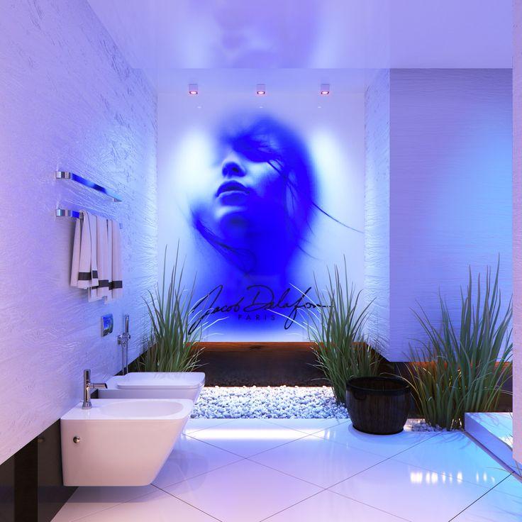 Течение света - Ванная комната 3D – Комфорт & Стиль | PINWIN - конкурсы для…