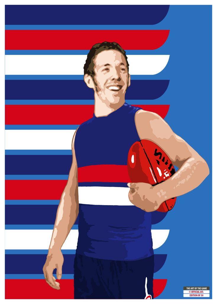 The Bob Murphy Poster | The Art of the Game