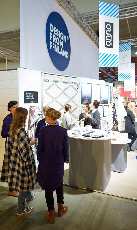 Kodin1, Anno Habitare-messuilla Design from Finland -osastolla (7H68) 11.-14.9.2014. #habitare2014