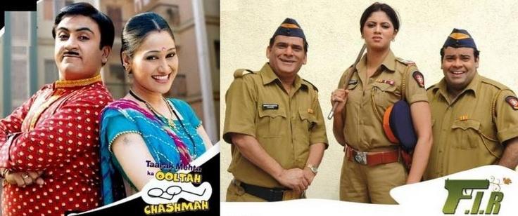 Which is your fav comedy TV serial?    a. Taarak Mehta Ka Ooltah Chashmah  b. F.I.R.
