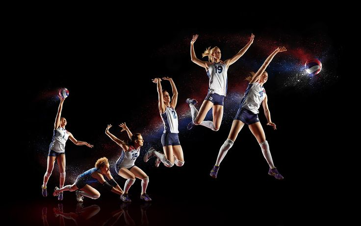 GB Indoor Volleyball team on Behance