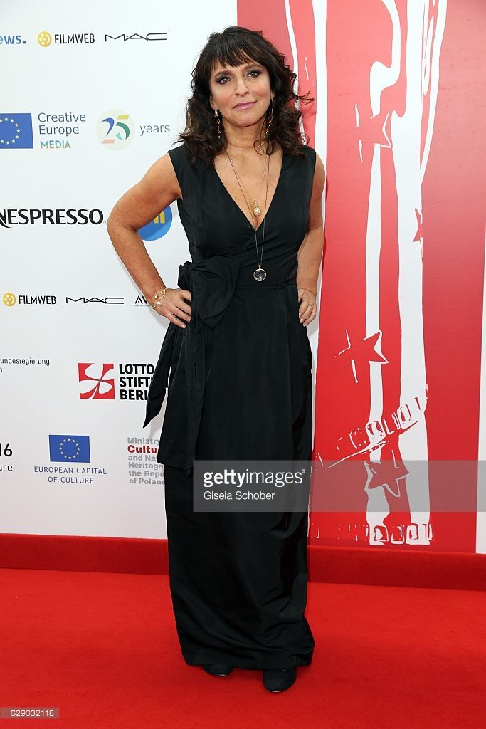 Susanne Bier during the 29th European Film Awards at National Forum of Music on December 10, 2016 in Wroclaw, Poland.