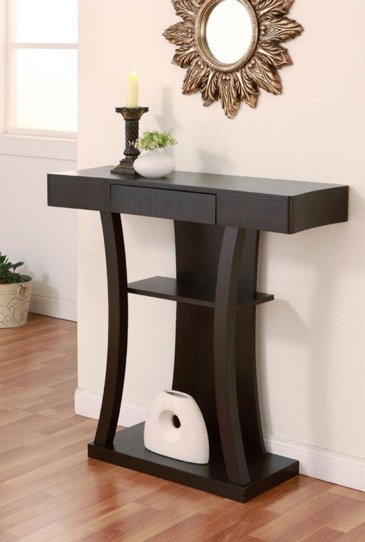 Furniture Of America Malenzo Podium Inspired Coffee Table