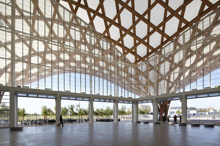 Galería de Centre Pompidou-Metz / Shigeru Ban Architects - 4