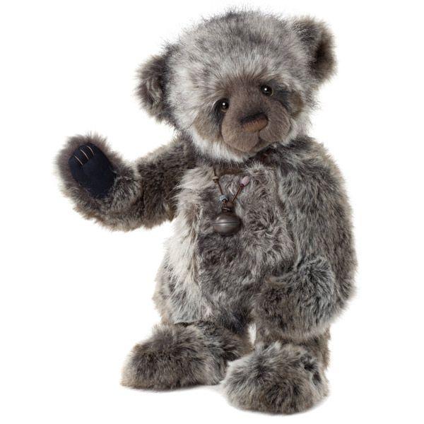 Charlie Bears Teddy Bear Hensley