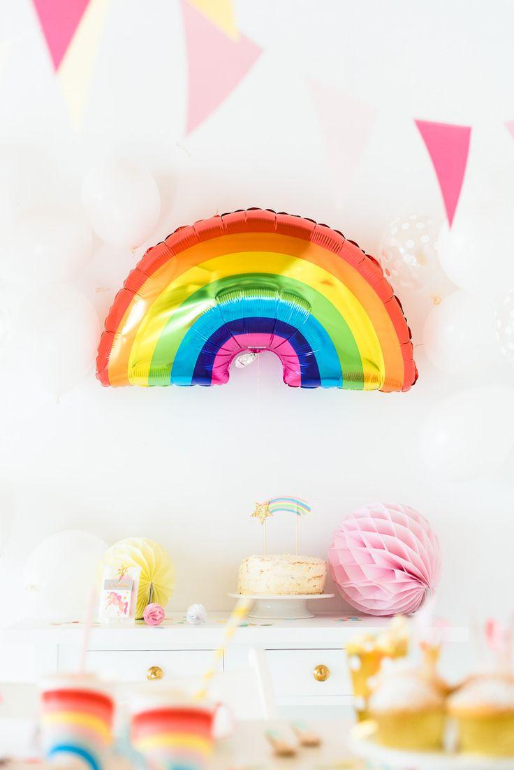 Die Besten 25 Regenbogen Ballons Ideen Auf Pinterest