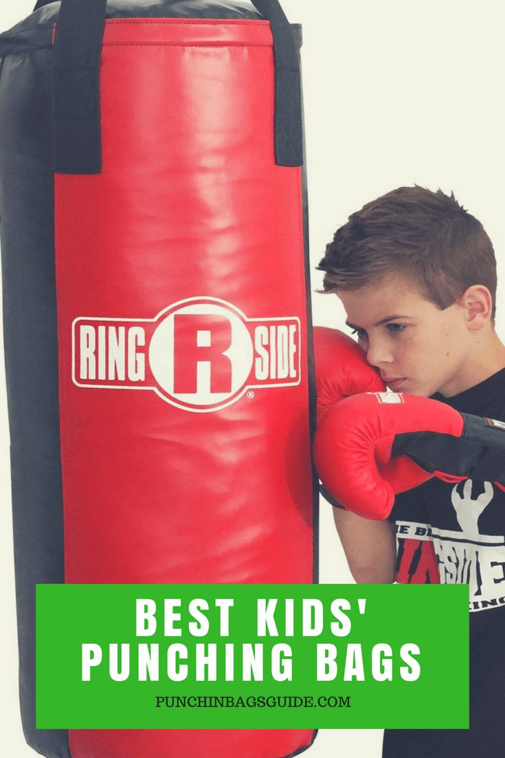 Learn What Are The Best Punching Bags For Kids And How Punching Workouts  Can Help Your