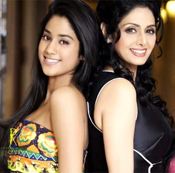 Sridevi's daughter debut confirmed? http://www.myfirstshow.com/news/view/43432/Sridevis-daughter-debut-confirmed.html