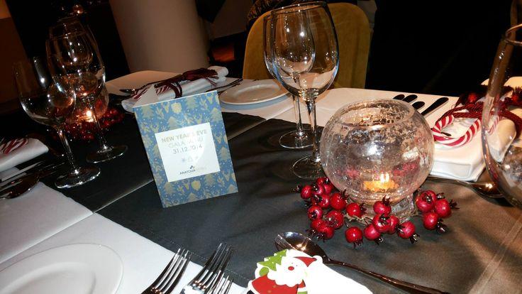 New Years Gala at Aqua !!!  Anatolia Hotel Thessaloniki !!!