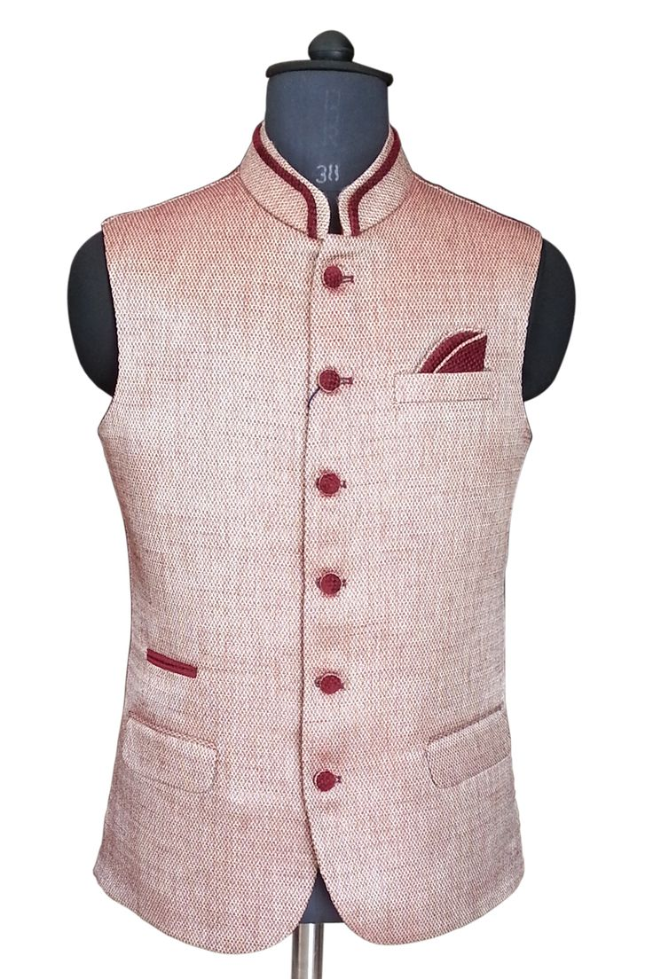 Stylish nehru jacket.