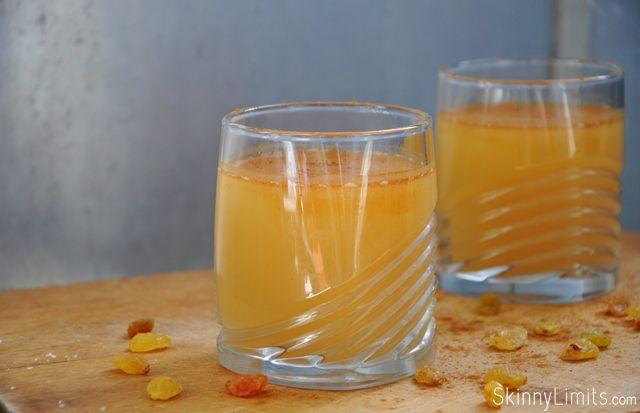 Metabolism Booster Ginger, Pear,