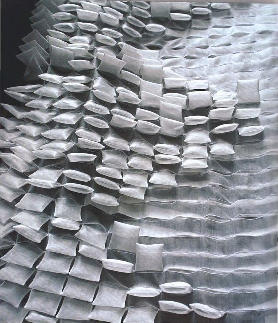 patternprints journal: A BEAUTIFUL BOARD OF PINTEREST: TEXTILES, TEXTURES AND FABRIC MANIPULATION
