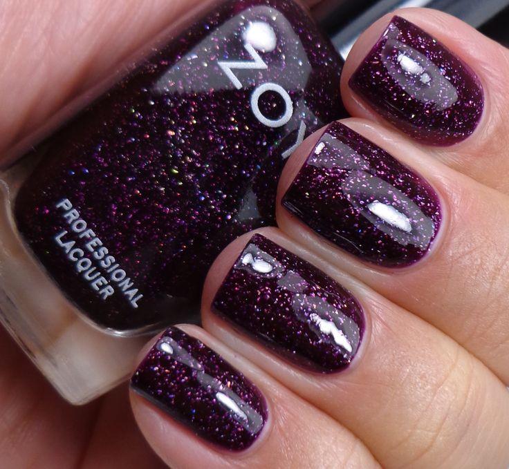 """Zoya """"Payton"""" - I think this may be my favorite nail polish"""