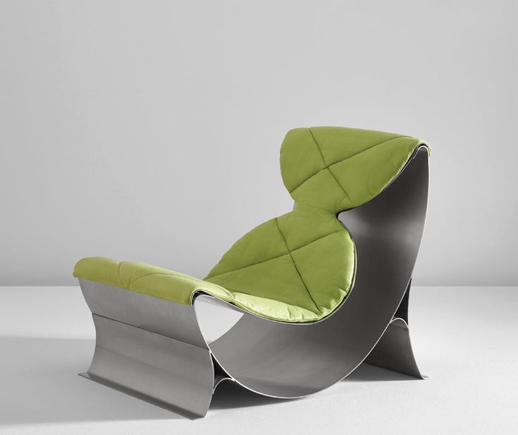 Lovely Maria Pergay Lounge Chair Nice Design