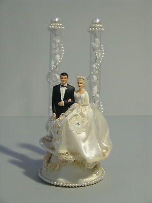 1960s wedding cakes