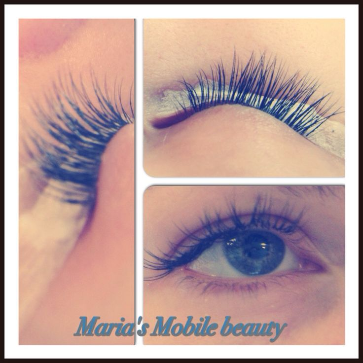 Fine 0.15mm lashes..lightweight & natural https://www.facebook.com/pages/Marias-Mobile-Beauty/100295140060478