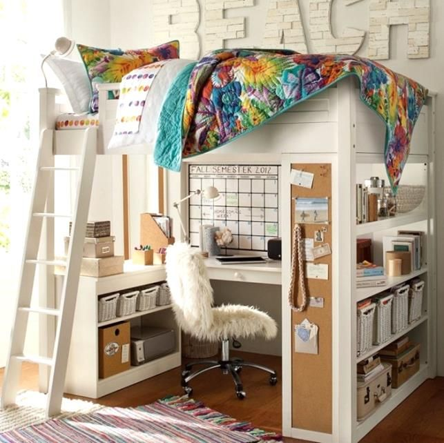 Best 15 Fantastic Ideas For Transforming Small Rooms Girls 400 x 300