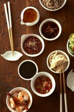 Quick Recipes for Asian Dipping Sauces - WSJ.com