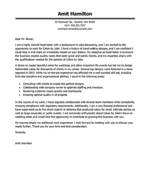 The 25+ best Free cover letter examples ideas on Pinterest Cover - how to write a resume title