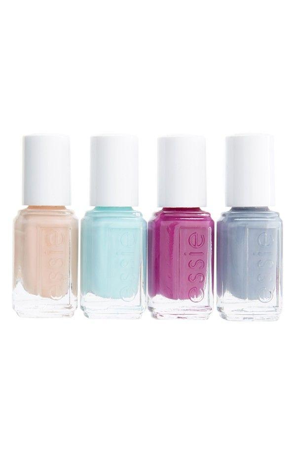 Essie Spring 2015 Mini Four-Pack