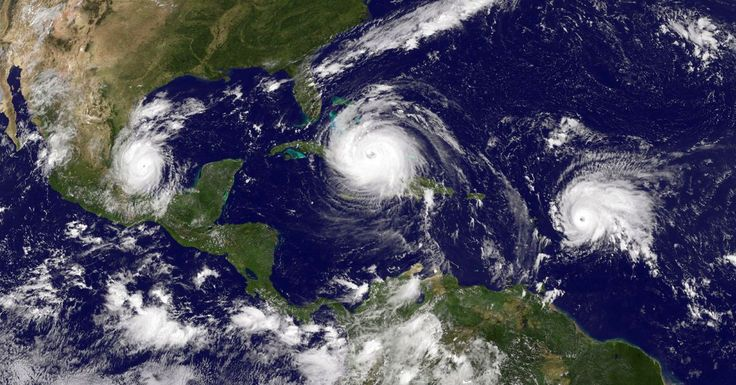 Fires, heat waves, and hurricanes: why this summer's extreme weather is here to stay