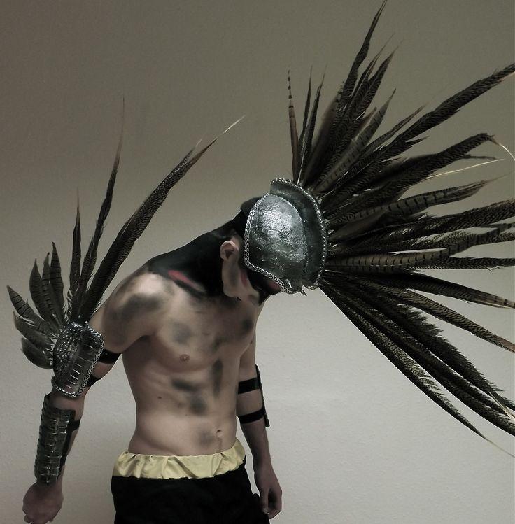 Alien Fox Designs - Fantasy Art Photography - male - tribal