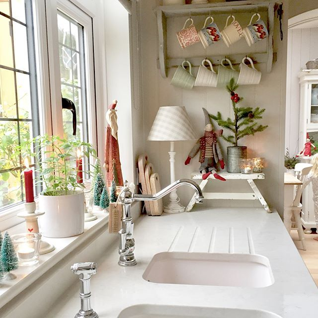 Shabby Chic Kitchen Decor Pictures: 1911 Best Shabby Chic Kitchens Images On Pinterest