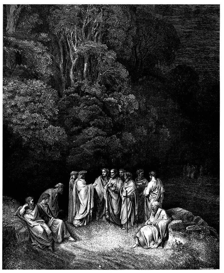 """the early interest and influences of dante alighieri Dante's influence on italian culture dante alighieri was a very well known and influential poet in early literature """"he was not only a poet, he was also a philosophical thinker, an active politician, and a religious visionary"""" (holmes 1)."""