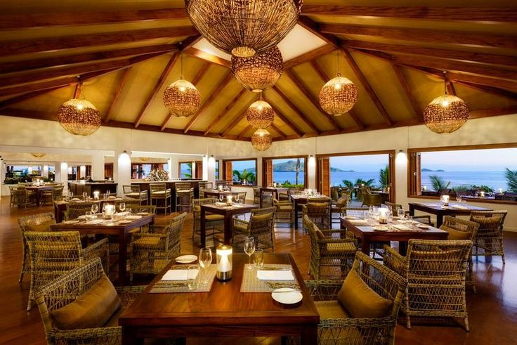 Dining in Fiji excellence!