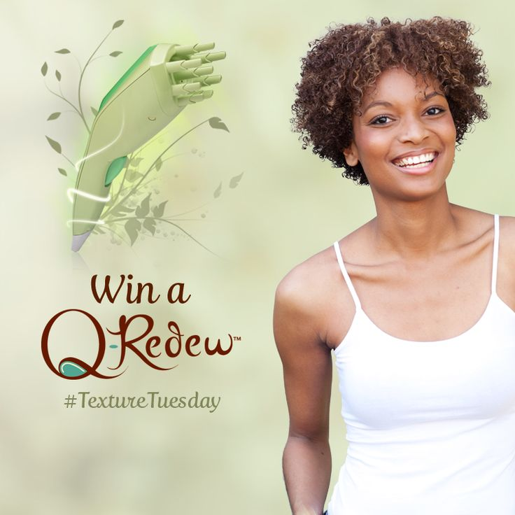 It's #TextureTuesday we're ready to help you bounce into spring with a chance to win a Q-Redew!   What you are looking forward to as the weather warms up? Share in the comments below and you could be the winner of a Q-Redew!  Don't forget to share and like to increase your chances of winning. Winner will be announced tomorrow, 4/16.  #QRedew #Haircare #Contest #Giveaway