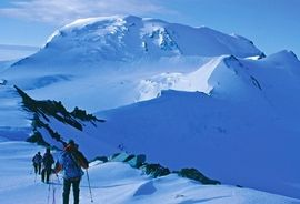 Climbing holiday to Mongolia and Mount Khuiten with KE Adventures