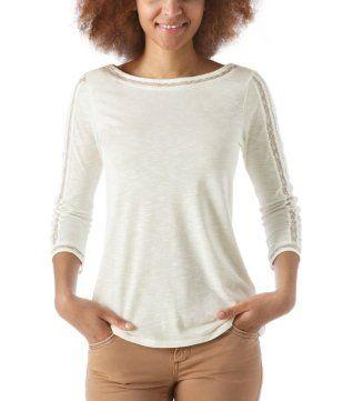 T-shirt femme dentelle