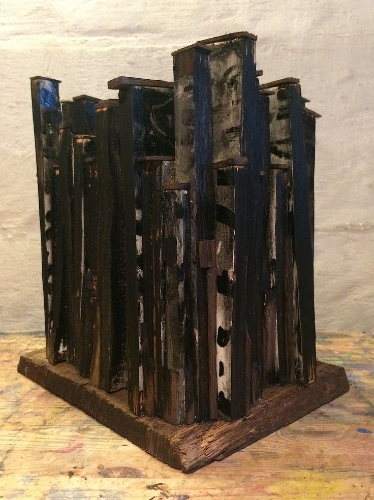 Stockade Sculpture No. 5