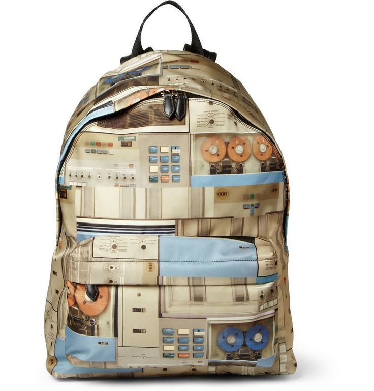 Givenchy - Tech-Print Backpack