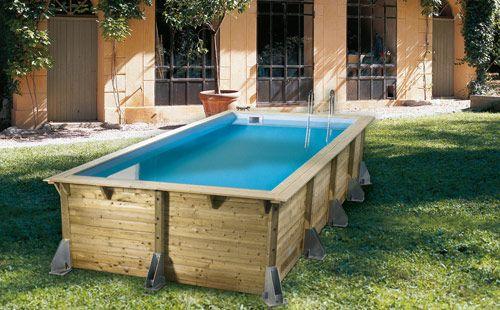 piscine bois largeur 2m