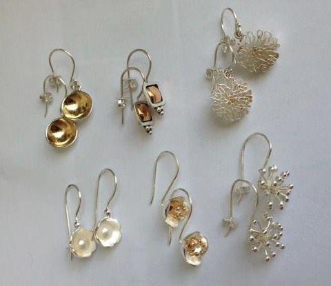 Earrings! - by Alison Blain Jewellery