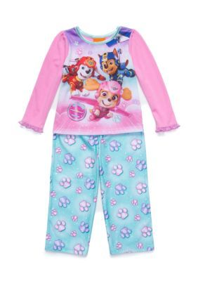 Nickelodeon™ Paw Patrol 2-Piece Pajama Set Toddler Girls - Assorted - 4T