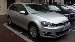 Golf SW Confortline 1.6 TDI 105 BVM 2014 30 000 km 19 400 € TTC #volkswagen #golf #confortline #vehicule #occasion