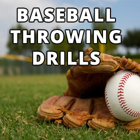 These are the #1 baseball throwing drills for baseball coaches and players. If you need the best baseball throwing drills, look no further!