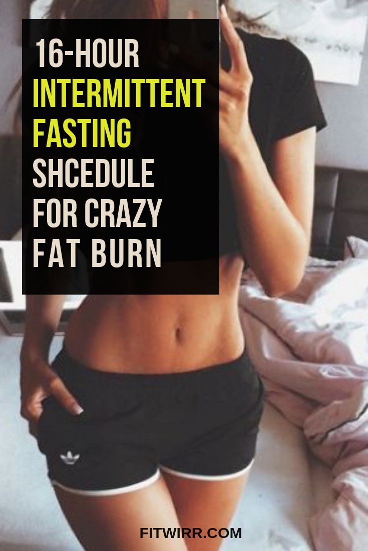 Intermittent fasting method called 16/8 fasting is a popular fasting schedule wh…