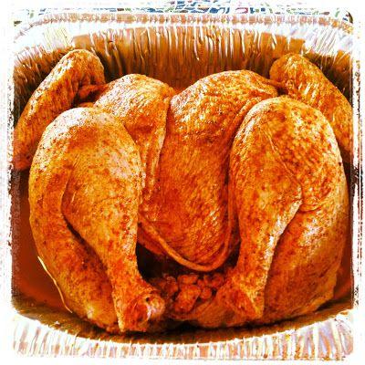 Smoked Turkey Rub Recipe