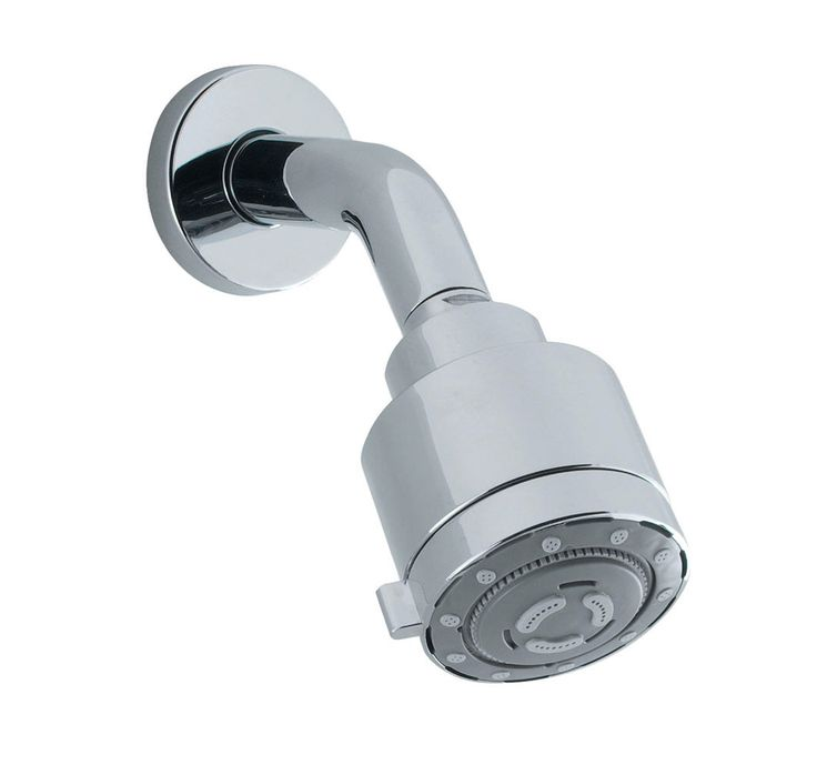 Crosswater Reflex Low Pressure 4 Mode Shower Head With Arm