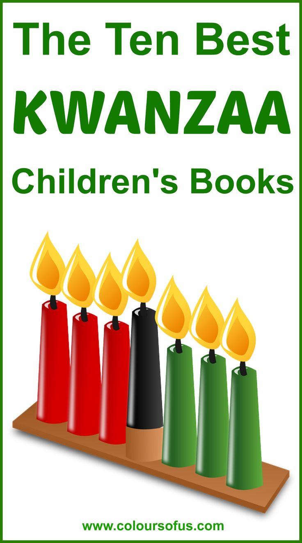 Top 10 Children's Books about Kwanzaa