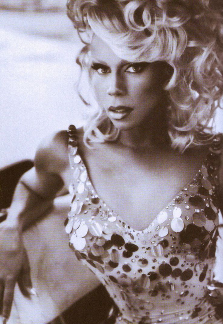 RuPaul (born RuPaul Andre Charles), is a actor, drag queen, model, author, and recording artist. He has performed as either as himself or in drag from 'Crooklyn' to his own series 'RuPaul's Drag Race.' His hit single's, 'Supermodel (You Better Work)' music video became a staple on MTV. photographed by Mathu Andersen.